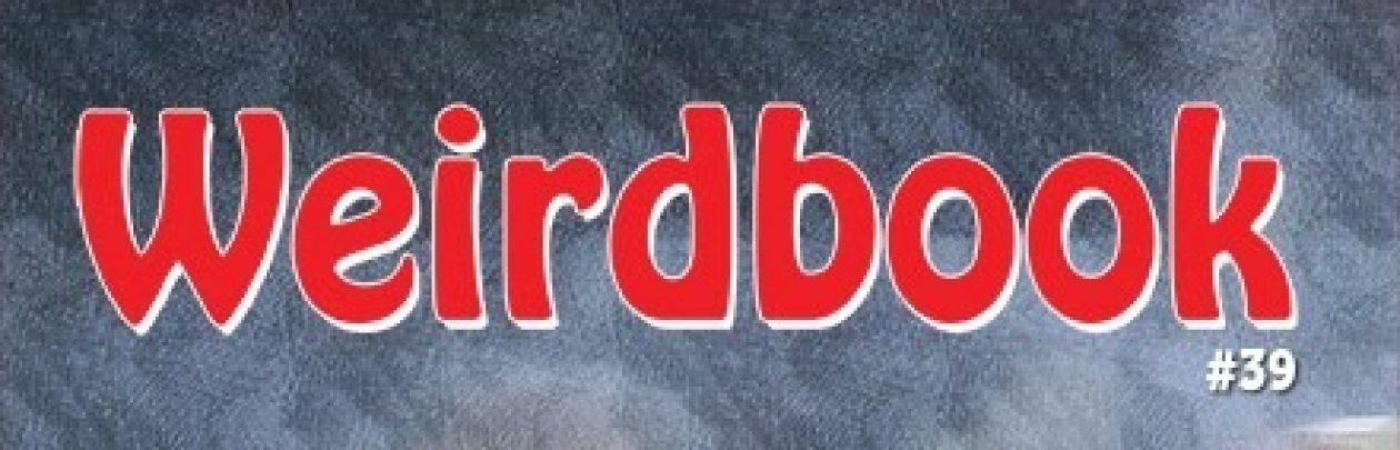 Weirdbook Magazine
